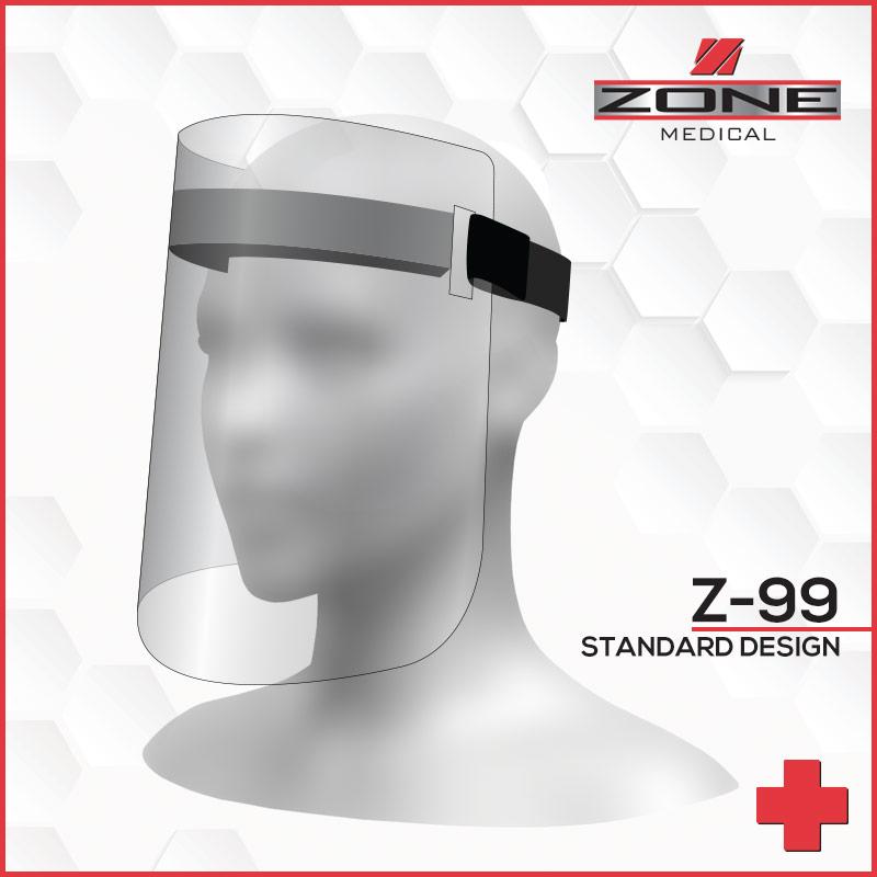 ZONE Z-99 Face Shield