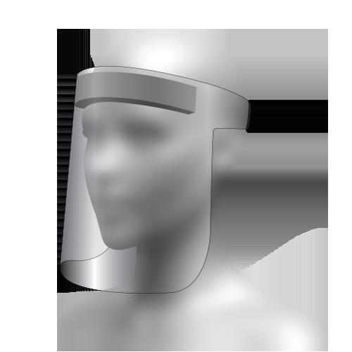 Z-85 One Piece Face Shield