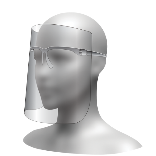Z-150 Optic-Sport Face Shield